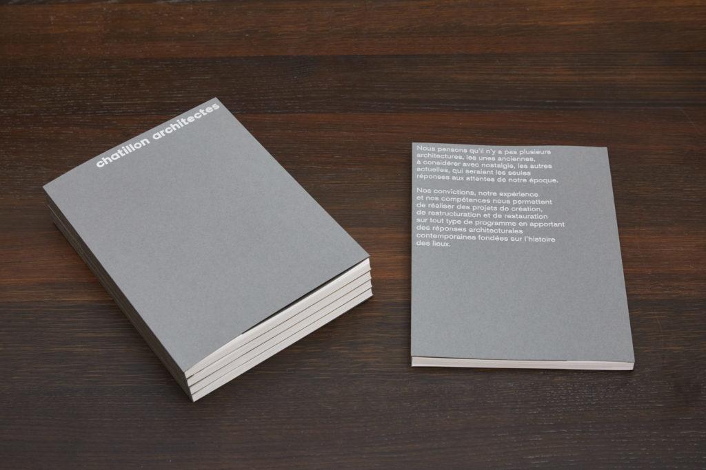Nouveau book de l'agence